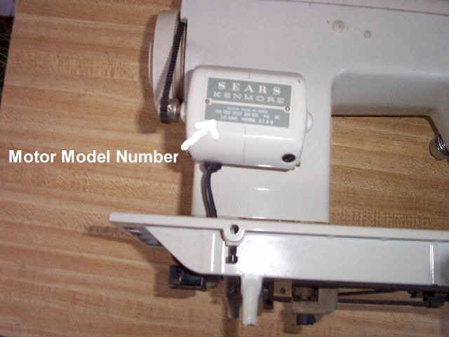 Kenmore Sewing Machine Model 1120 on kenmore elite dishwasher drain pump